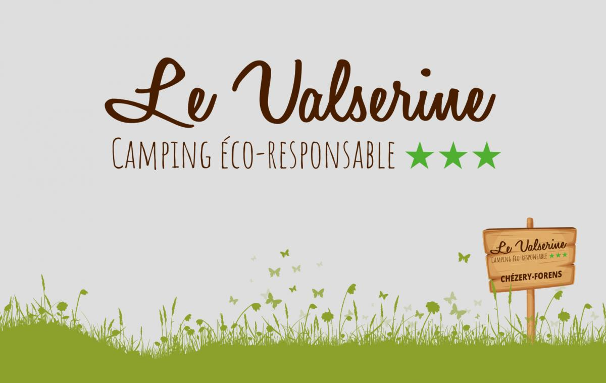 Camping eco responsable Chezery-Forens