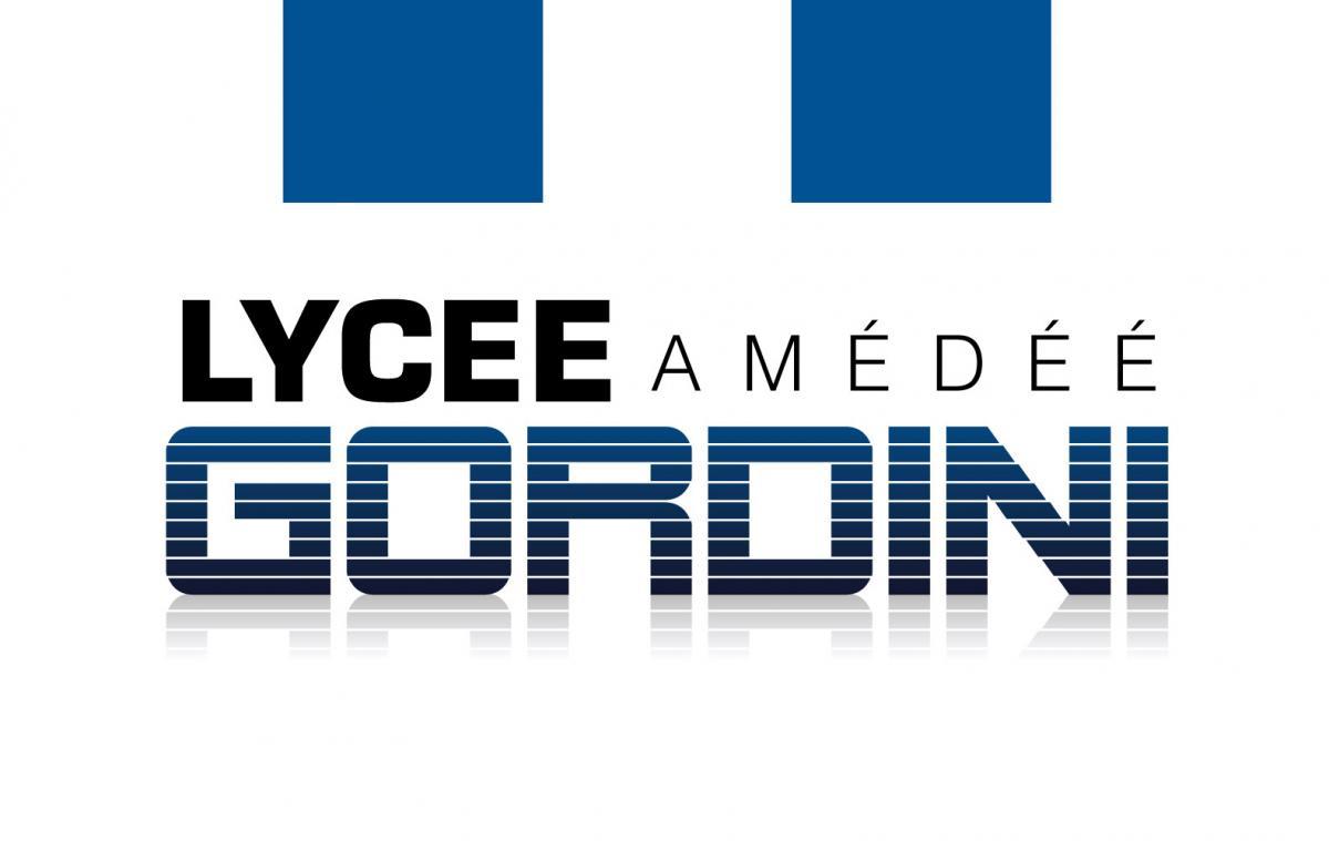 Logo lycée Gordini Seynod