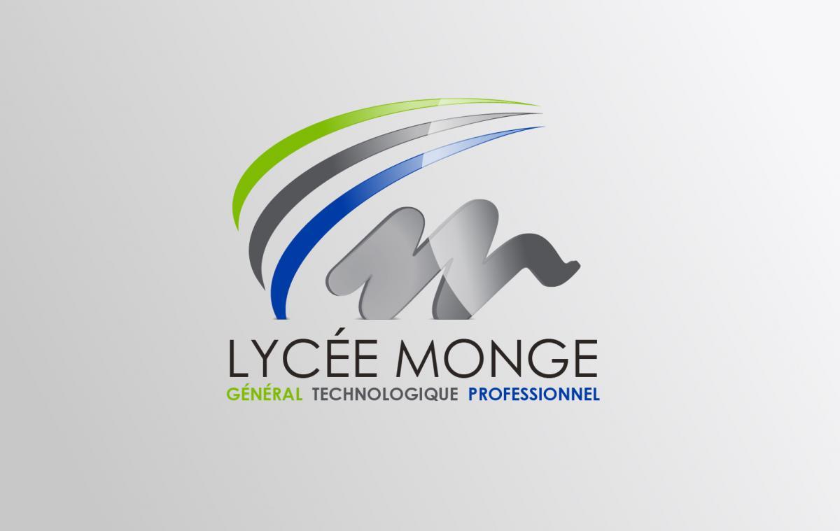 Logo  Lycée Gaspard Monge - Chambéry