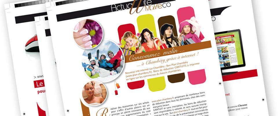agence com chambéry magazine bon de réduction coupon promo bon plan chambéry