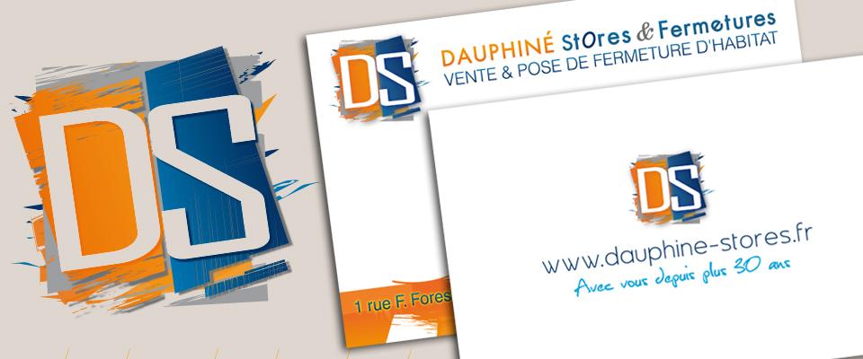 agence com chambéry carte de visite porte clôture store portail isère dauphiné stores