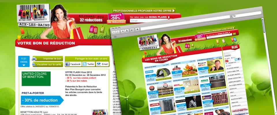 agence com chambéry site internet bon de réduction coupon promo bon plan chambéry